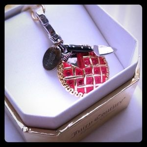 Juicy Couture 2013 Limited Ed Cherry Pie Charm